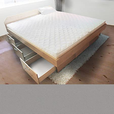 Bedombouw 180 X 220.Special Offer Bellvita Water Bed With Silverline Soft Close Drawer
