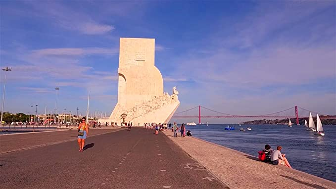 Amazon.com: Virtual Cycle Rides DVD – Lisbon, Portugal ...