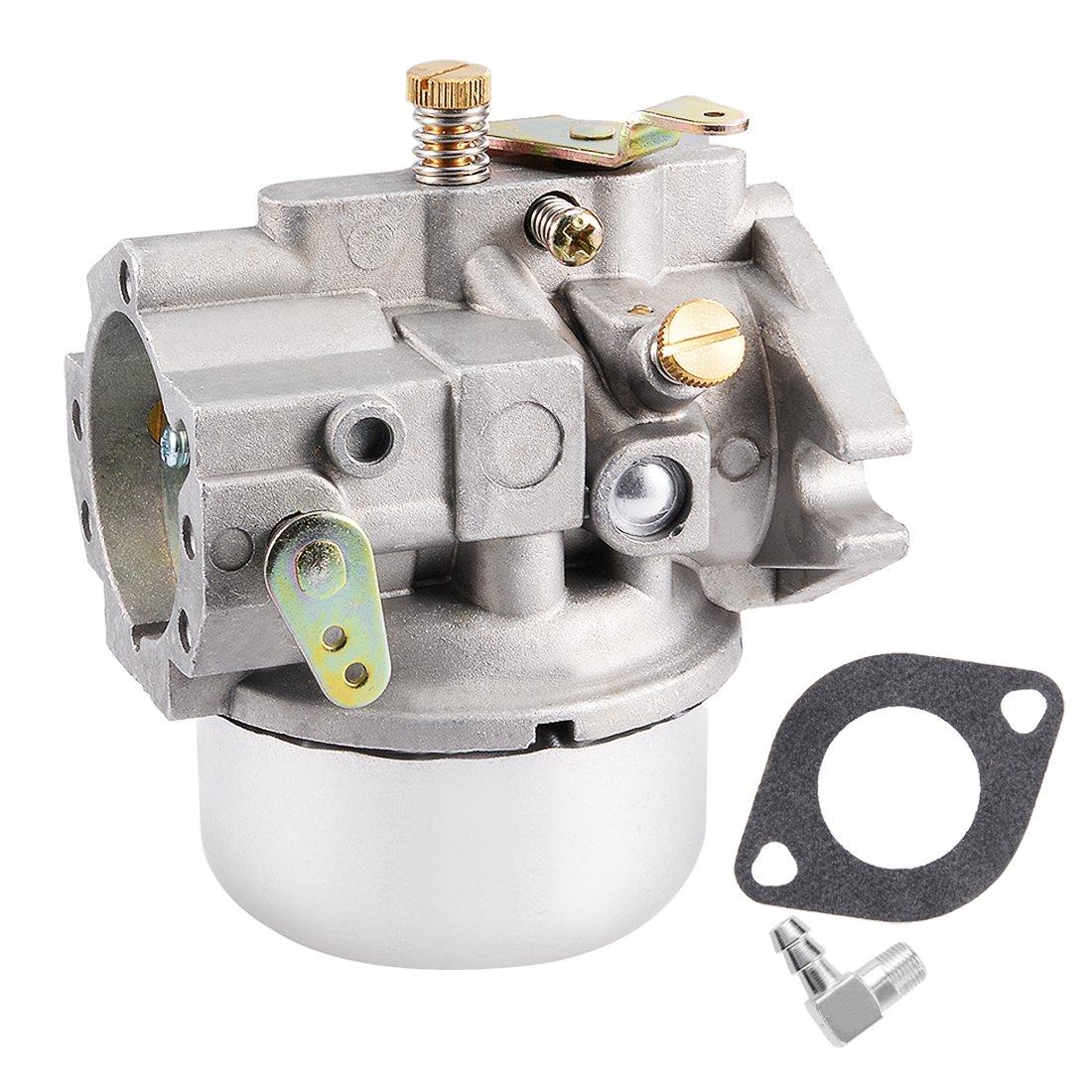 uxcell New Carburetor Carb for Kohler Magnum KT17 KT18 KT19 M18 M20 MV18  MV20 Engine 52-053-09/18/28 with Gasket