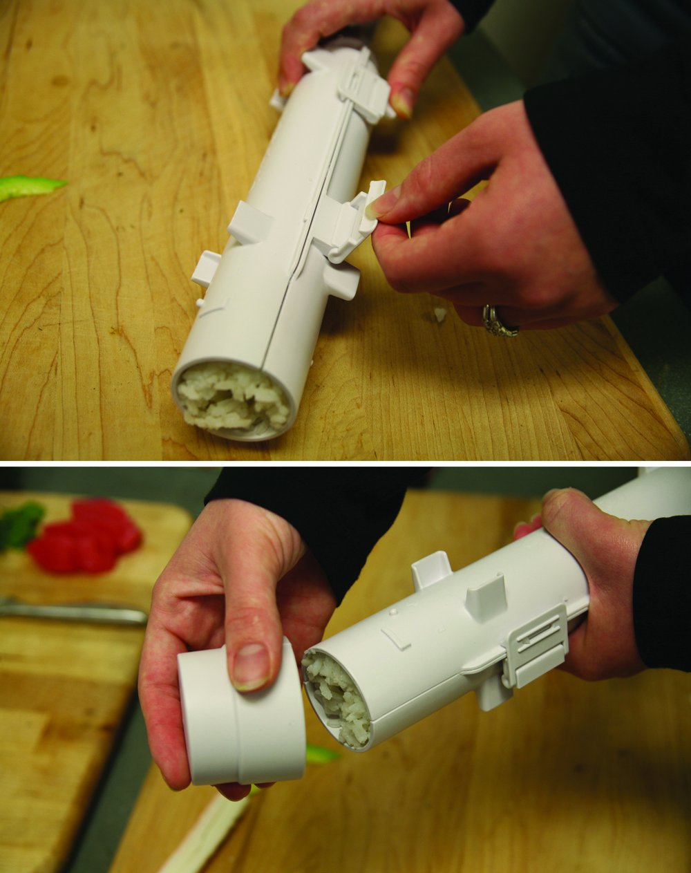 Camp Chef Sushezi Roller Kit - Sushi Rolls Made Easy by Sante (Image #4)