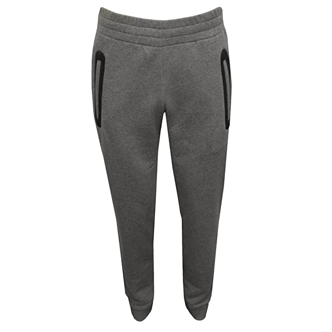 Versace Hombres Luxe De Gimnasio Jogging Melange Fondos, Gris X-Grande