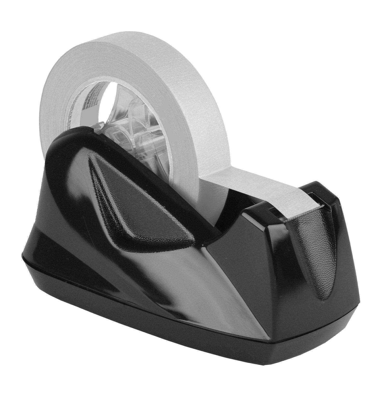 Acrimet Premium Tape Dispenser Jumbo (Black Color)