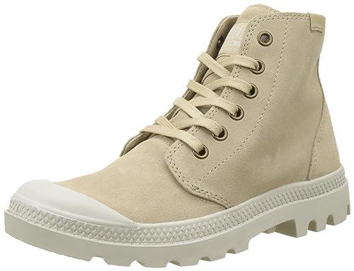 Palladium Pampa Hi o su U, Sneaker a Collo Alto Unisex-Adulto, Beige (Safari/Rainy Day), 39 EU