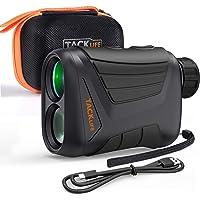 Telémetro de Golf, Tacklife-MLR01, Telémetro Profesional 800m, Telemetro Prismático Medidor Monocular, Multifunciones…