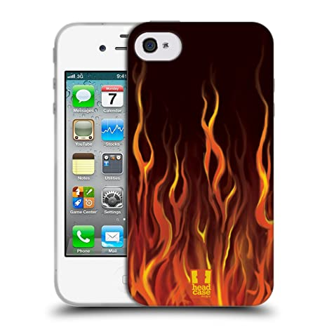 coque flamme iphone xr