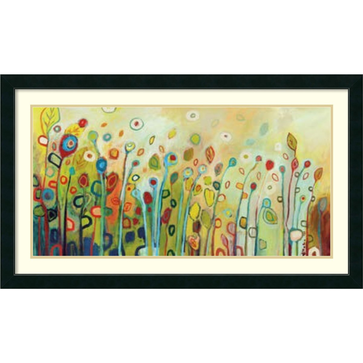 Amazon.com: Framed Art Print, Within\' by Jennifer Lommers: Outer ...