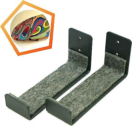 Display Mount Easy Install Black The Original Minimalist Surfboard Wall Rack