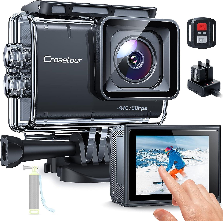 Crosstour cámaras resistentes al agua