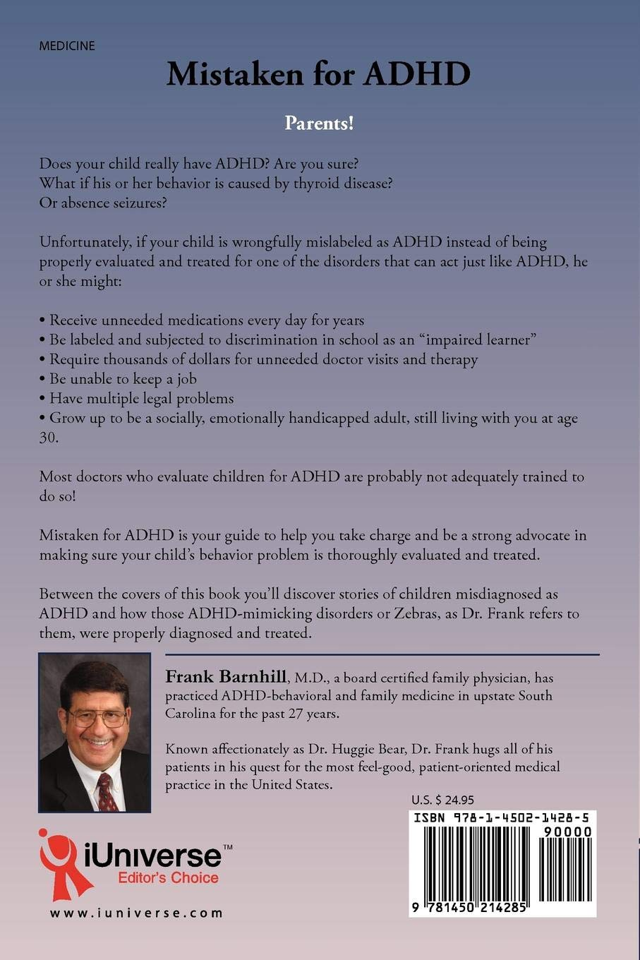 Are You Sure Its Adhd >> Mistaken For Adhd How You Can Prevent Mislabeling Your Child As A