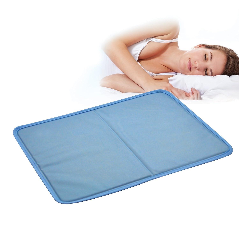 Sentik Magic Multi Functional Cool Gel Pad Pillow Laptop Yoga Mat