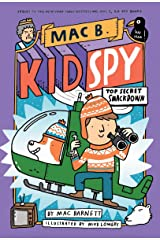 Top Secret Smackdown (Mac B., Kid Spy #3) Hardcover