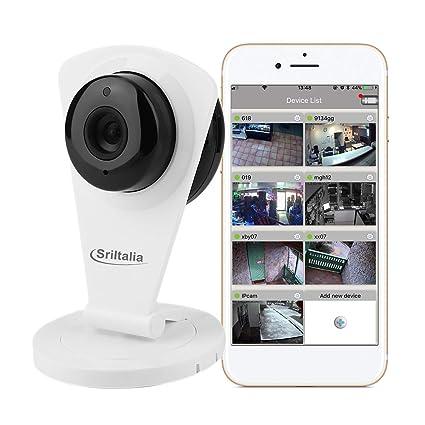 ONVIF de la cámara, de forma inalámbrica, sensor de movimiento, conexión inalámbrica a