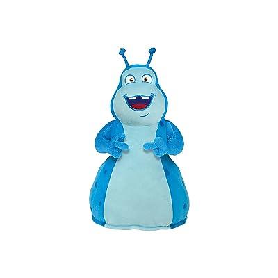 Disney 35840 Plush, Singing Walter Beat Bugs, Blue: Toys & Games