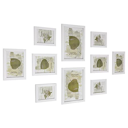 Songmics Picture Frames Set Of 10 Photo Frames Two 8 X 10 20 X