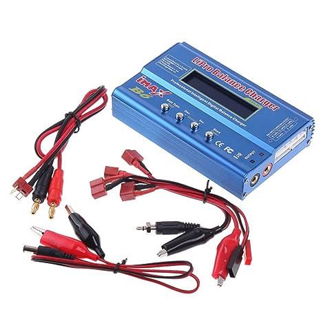 Gosear iMAX B6 LCD Pantalla Digital RC Lipo Balance Cargador de batería NiMh