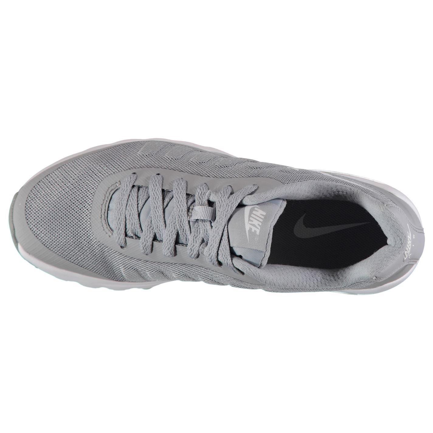 Formateurs Chaussures Nike AirMax Invigor Femme GrisBlanc
