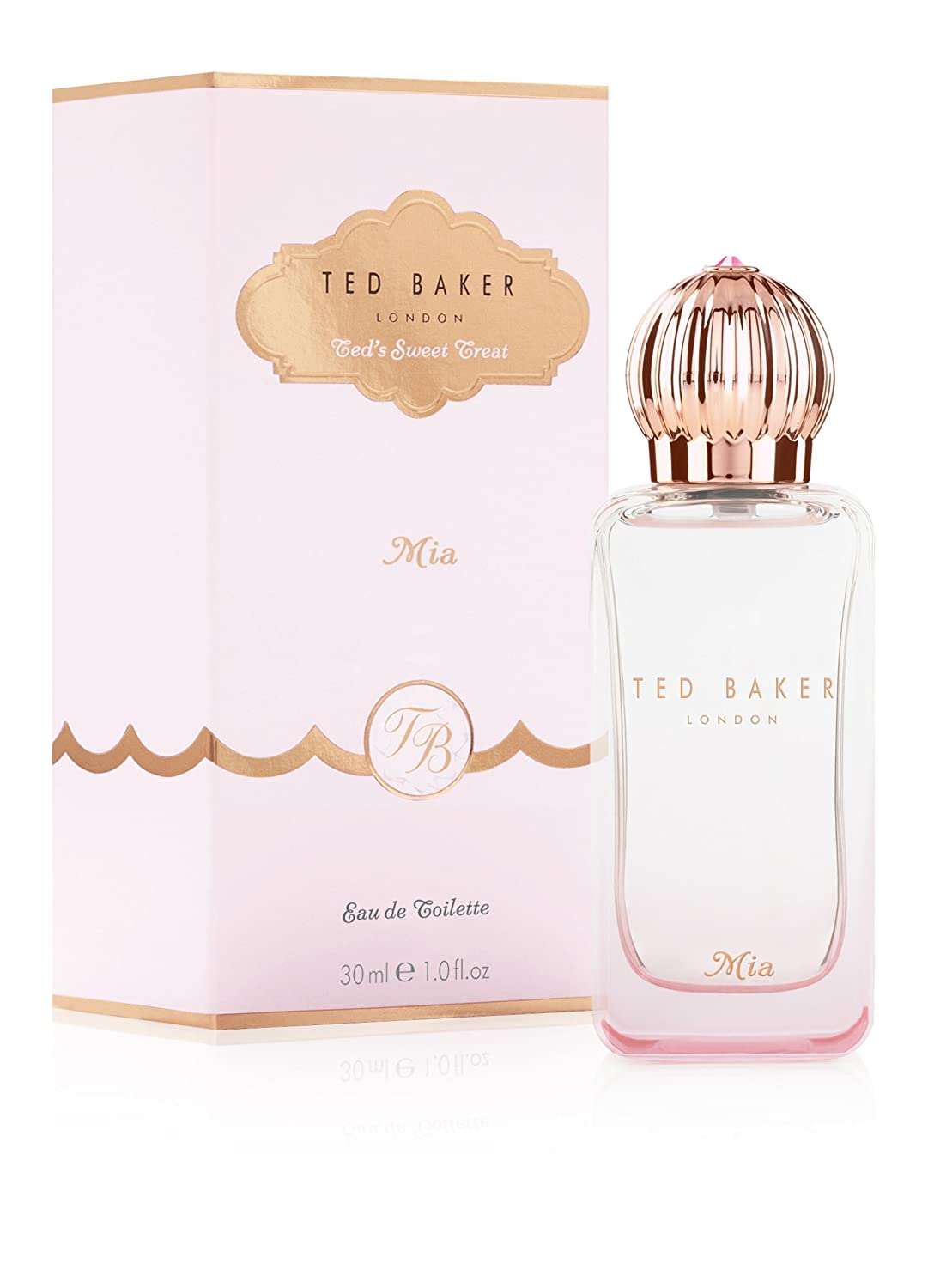 0967641ecd5376 Ted Baker Sweet Treats - Mia - Women s 30ml Eau de Toilette  Amazon.co.uk   Luxury Beauty