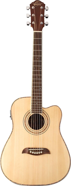 Oscar Schmidt オスカーシュミット OG1CE エレアコ - Natural アコースティックギター アコギ ギター (並行輸入)   B005AT3DTG