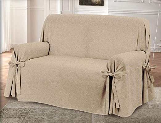 HomeLife – Cubre sofá de 3 plazas – Elegante Protector de sofás ...