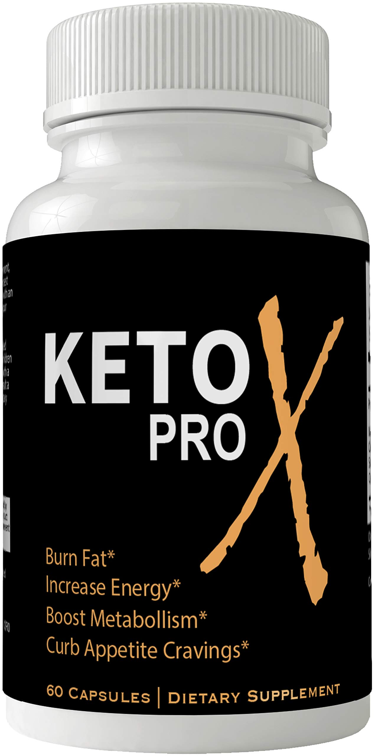 Keto Pro X Weight Loss Pills Advance Weight Loss Supplement Appetite Suppressant Natural Ketogenic 800 mg Formula with BHB Salts Ketone Diet Capsules to Boost Metabolism, Energy and Focus