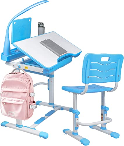 Kids Desk and Chair Set