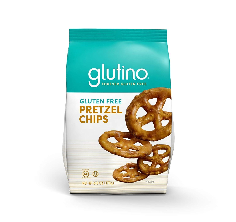 Glutino Gluten Free Pretzels, Big Pretzels, Delicious ...