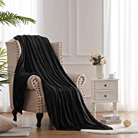 Hboemde Soft Summer Blanket Twin Size Fleece Warm Fuzzy Throw Blankets Lightweight Microfiber for Couch Bed Sofa All…