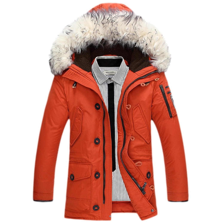 De Wintermantel Piel Sublevel Winterparka Lana Collar Damen Mantel BqqFwxY4