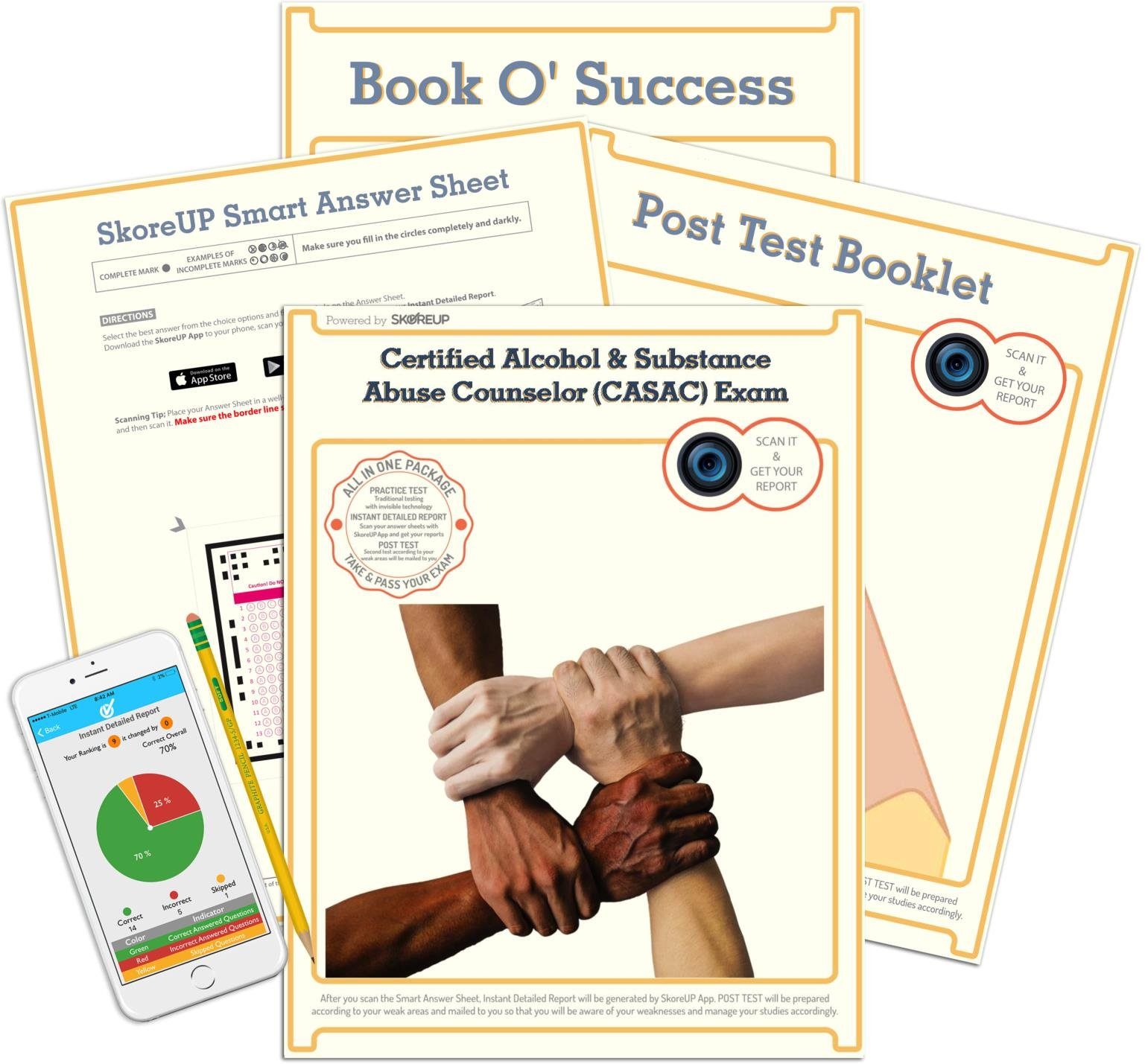 Certified Alcohol Substance Abuse Counselor Casac Exam Career