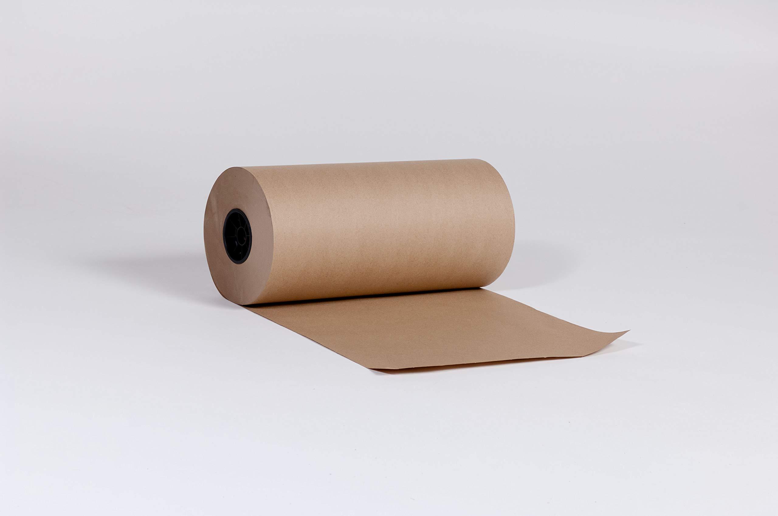 The Packaging Wholesalers 48'' 40# Kraft Paper Roll (PKP4840)