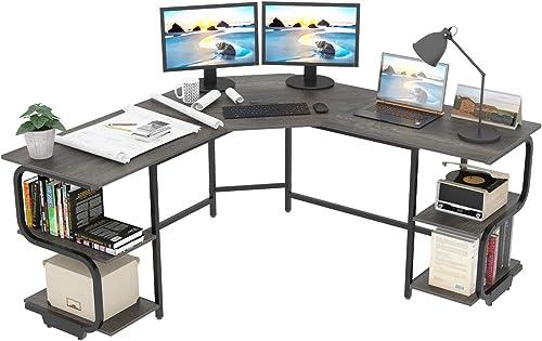 Deal of the week: Teraves Modern L Shaped Desk