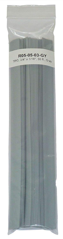 TPOリボン3 / 4 x 1 / 16 Gry ( ure-r05 – 05 – 03-gy )  B00UB2TGNE