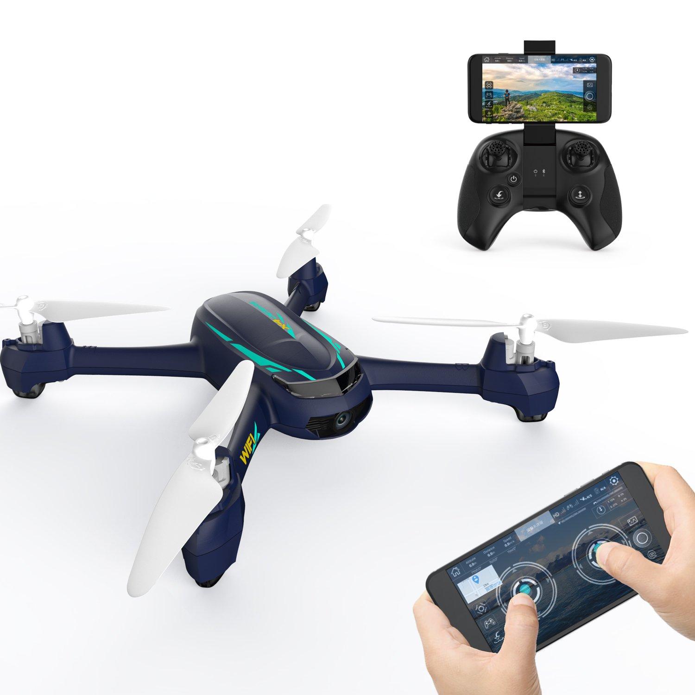 Hubsan H216A X4 DESIRE PRO 1080P HDカメラ付きドロン GPS搭載 国内認証済 日本語マニュアル提供可 B07B49GRKG