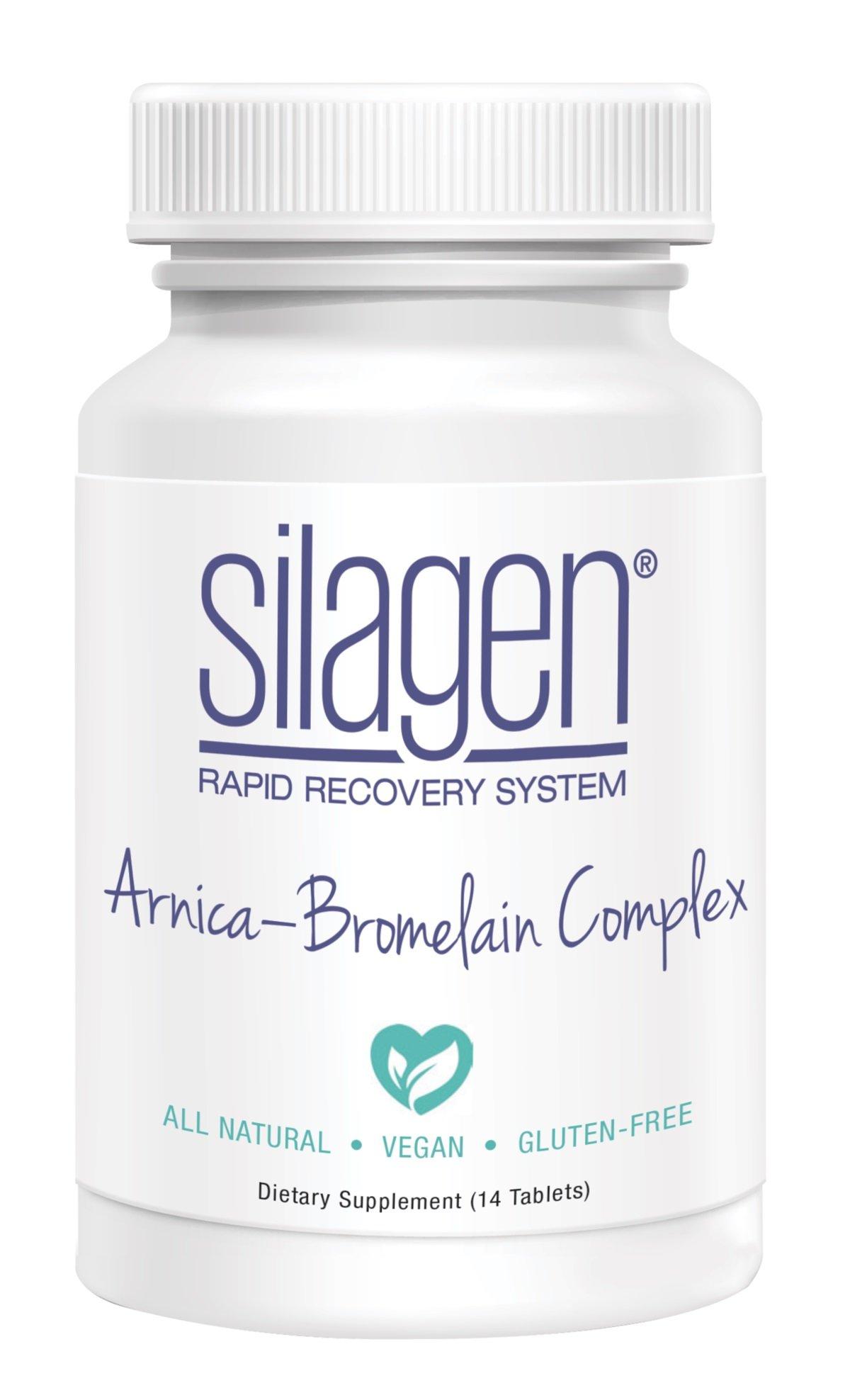 Silagen Arnica-Bromelain Complex 14 Tablets