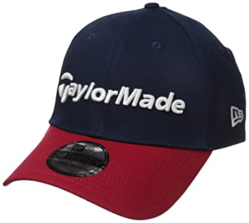 TaylorMade Men s s m Lifestyle New Era 39thirty Hat Navy s m 33cb181982c