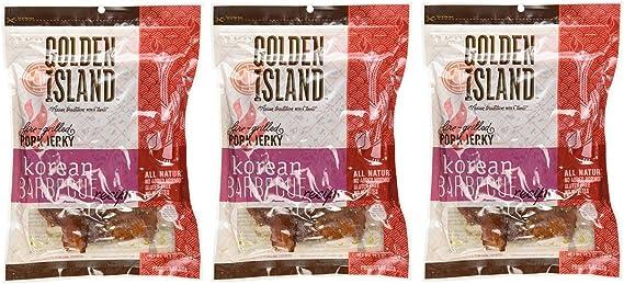 Golden Island Natural Style Pork Jerky