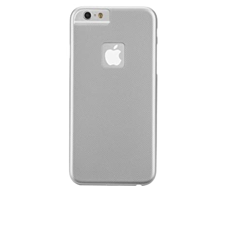 Case-Mate Zero Hard Back Case Cover for Apple iPhone 6 / 6S - Silver Cases & Covers at amazon