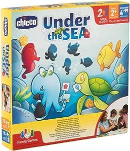 Chicco- Juego de Mesa (00009164000000): Amazon.es: Juguetes y juegos