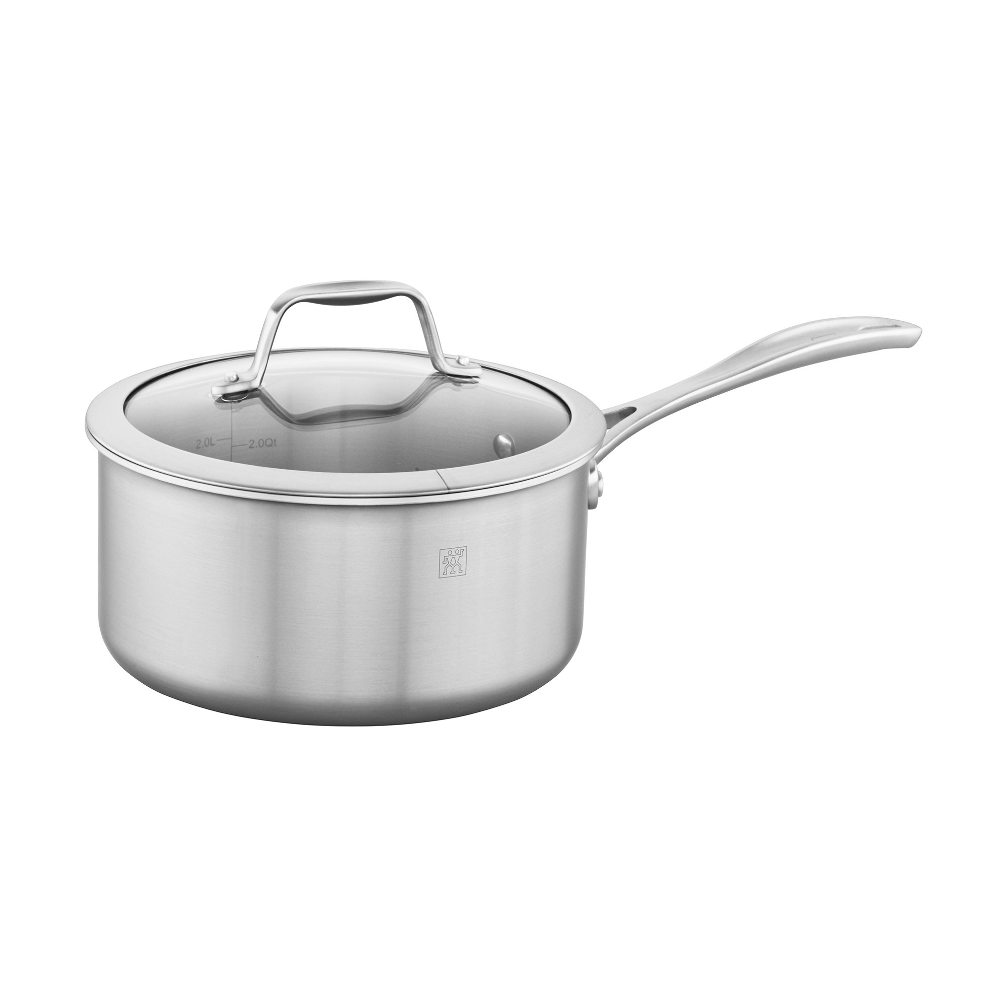 ZWILLING Spirit 3-ply 3-qt Stainless Steel Saucepan