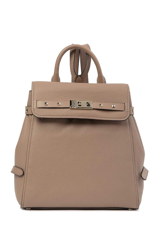 (マイケル コース) Michael Michael Kors Women`s Addison Medium Leather Backpack ウィメンズアディソンミディアムレザーバックパック(並行輸入品) One Size TRUFFLE B07MXWFGF5
