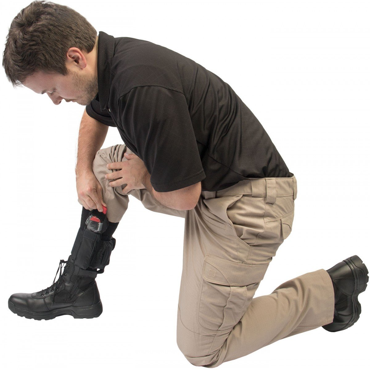NAR Concealed Ankle Trauma Kits (w/ LE Combat Gauze)
