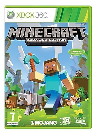 Minecraft Microsoft Xbox 360 Amazon Es Videojuegos