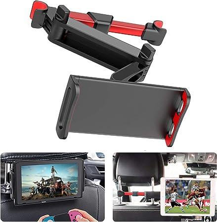Zommuei Tablet Halterung Auto Universal Ausziehbare Elektronik