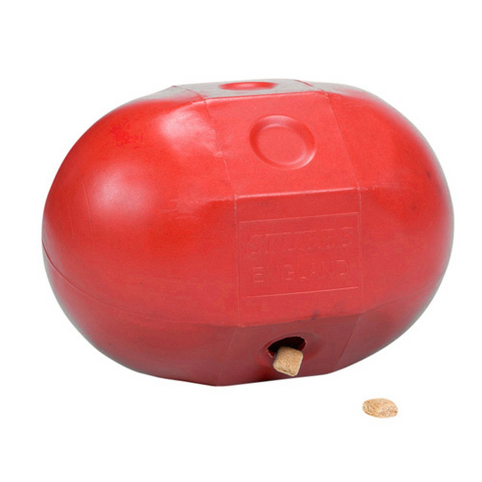 Stubbs Rock N Roll Ball (One Size) (Red)
