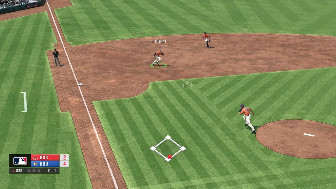 MLB RBI 19 BASEBALL - Nintendo Switch