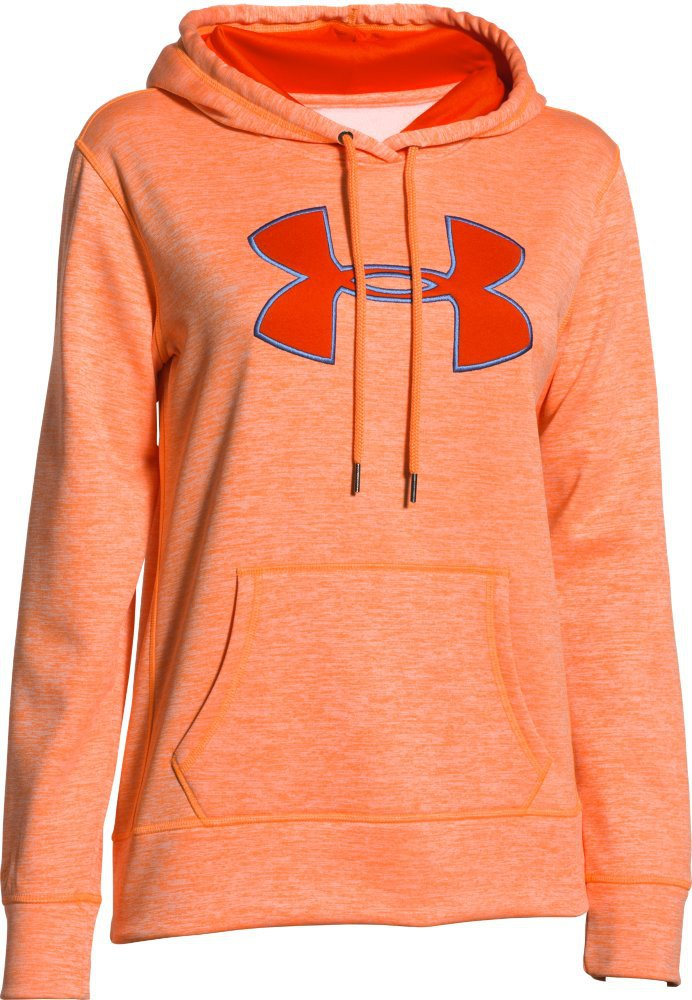 under armour jumper. amazon.com: under armour women\u0027s storm fleece big logo twist hoodie: sports \u0026 outdoors jumper