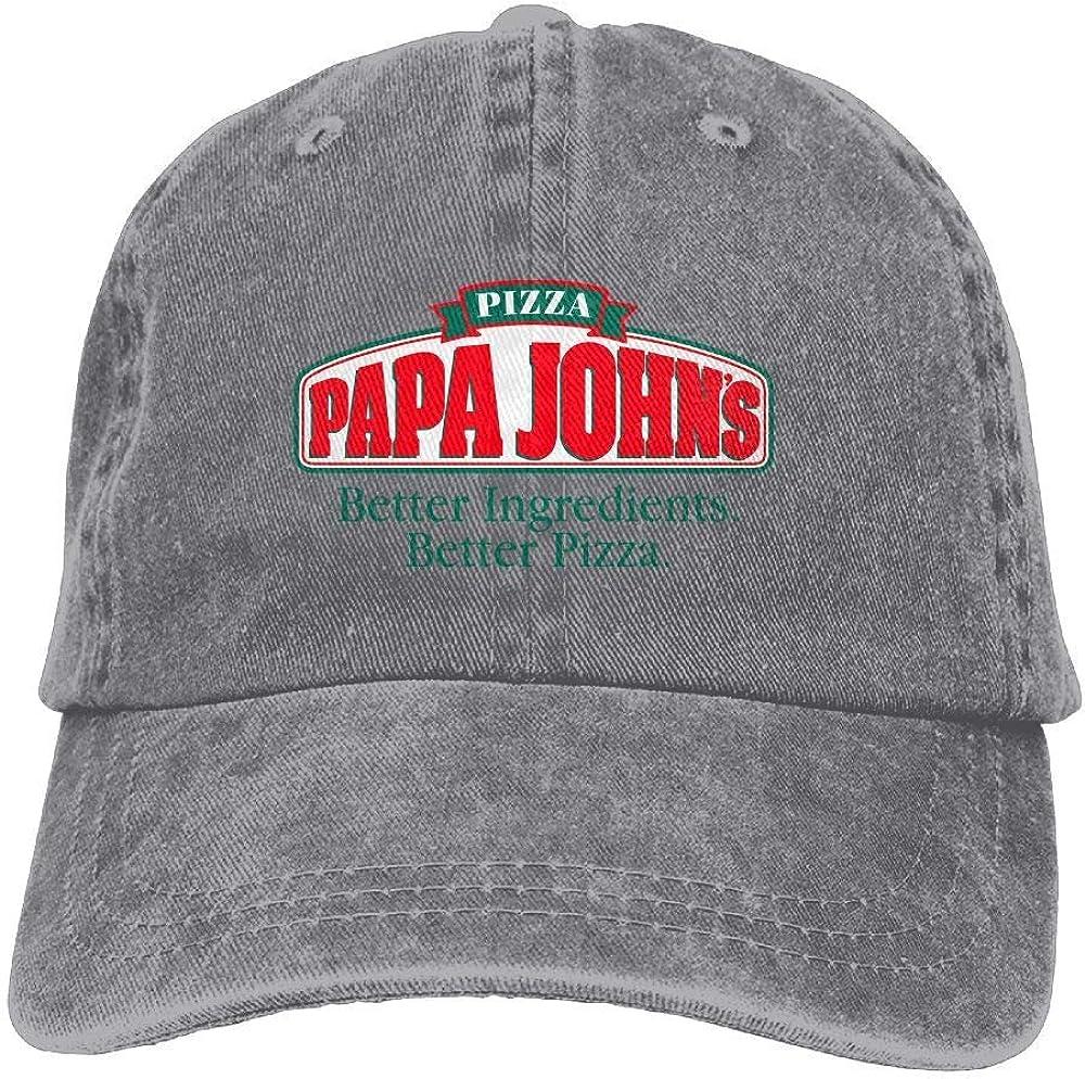 chipo Gorra de béisbol Personalizada Gorras Planas Pizza-Papa-John ...