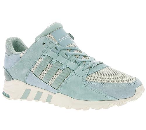 watch 56897 b9f0c adidas Womens Originals Womens EQT Support RF Trainers in Green - UK 3.5