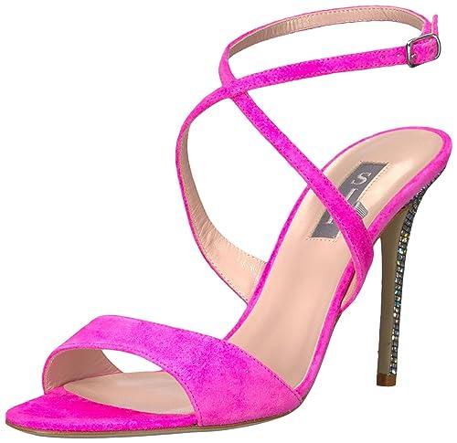 8e7205eaa8b SJP by Sarah Jessica Parker Women s Elektra Heeled Sandal