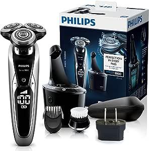 Philips Máquina de afeitar eléctrica mojada y seca con el sistema ...